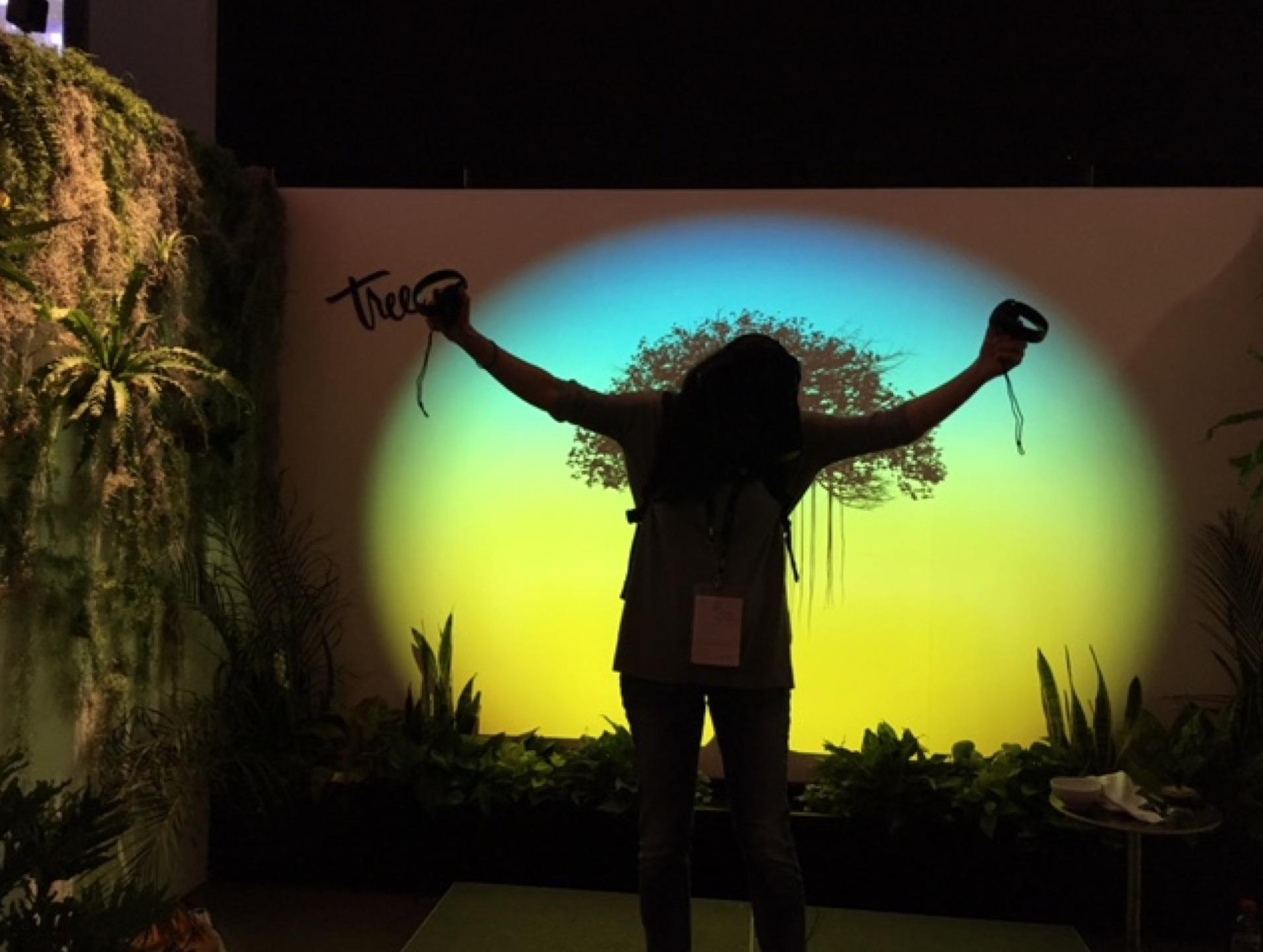 Tree VR