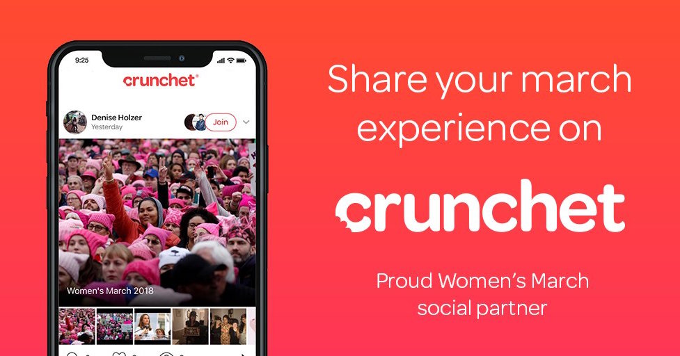 crunchet-womens-march